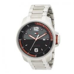 Tommy Hilfiger Men's 1790713 Sport Stainless Steel Case and Bracelet Watch