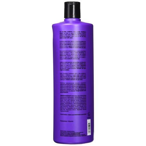 Sexy Hair Smooth Smoothing Conditioner, 33.8 oz