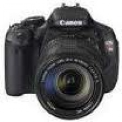 Canon EOS Rebel T3i Digital SLR Camera with Canon EF-S 18-135mm IS lens