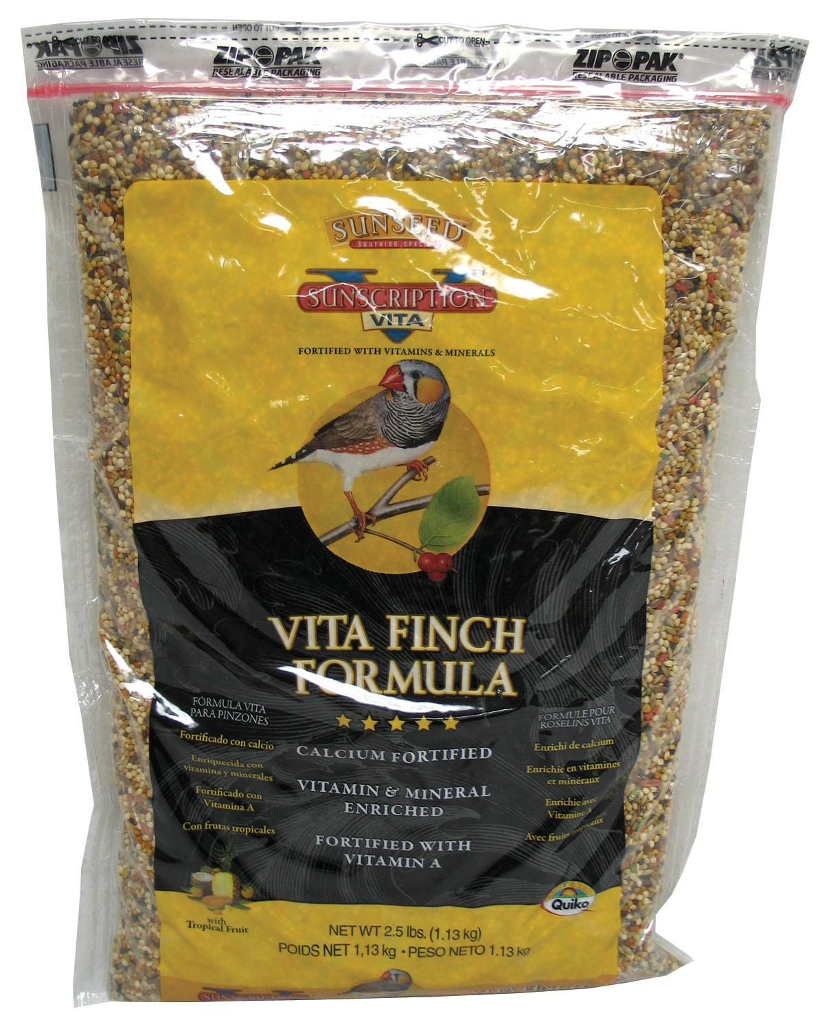 Vita Sunscription Finch Formula