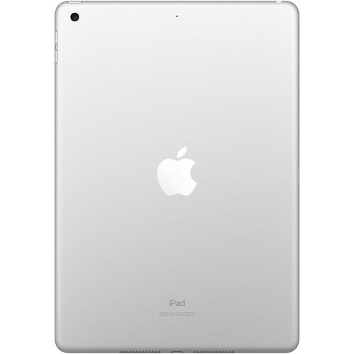 Apple MW752LL/A iPad 10.2 Inch WiFi Only - 32GB - Silver (Late 2019)
