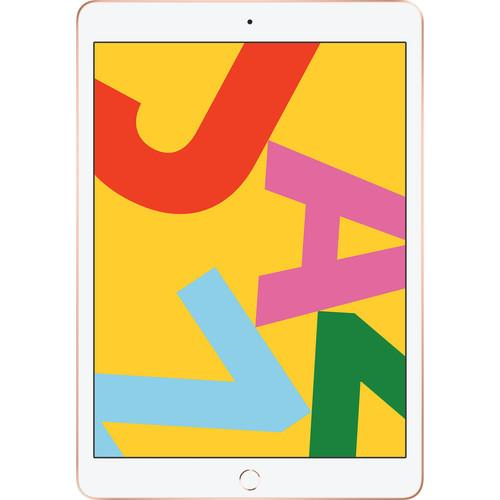 Apple MW762LL/A iPad 10.2 Inch  (Late 2019, 32GB, Wi-Fi Only, Gold)