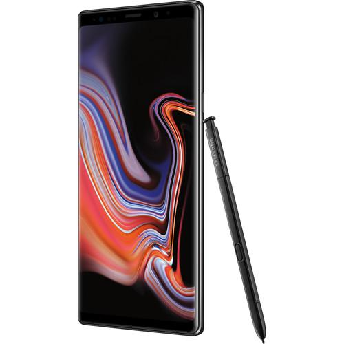 Samsung Galaxy Note9 128GB (Unlocked) - Midnight Black - SM-N960U