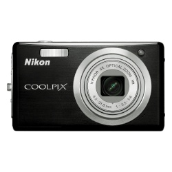 Coolpix S560 - 10 Megapixel 5x Optical Digital Camera (Graphite Black)