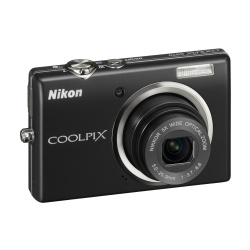 CoolPix S570 12 Megapixel 5x Optical Digital Camera (Black)