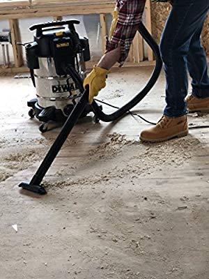 DeWALT DXV1OSA 10 gallon Stainless Steel Wet/Dry Vac
