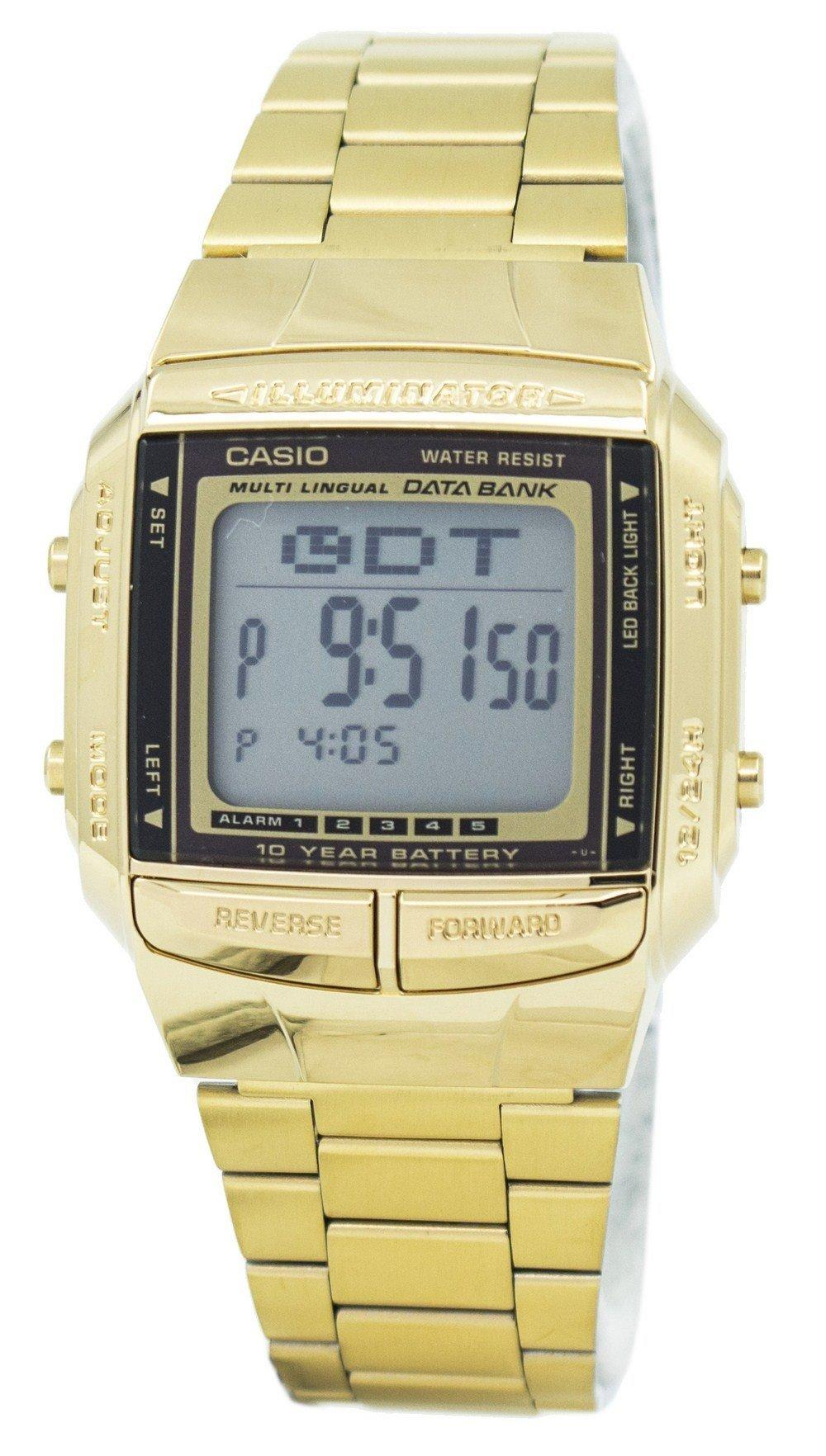 Casio Databank Telememo DB-360G-9A DB360G-9A Men's Watch