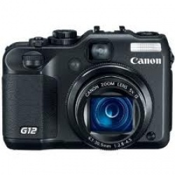 Canon PowerShot G12 10 MP Digital Camera