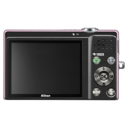 CoolPix S570 12 Megapixel 5x Optical Digital Camera (Pink)