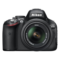 D5100 - 16.2 Megapixels Digital SLR Camera with 18-55mm VR Lens Kit