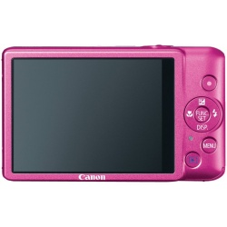 PowerShot 100 HS 12.1 Megapixel 4x Optical Digital ELPH Camera (Pink)