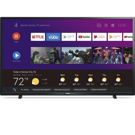 "Philips 43"" Class 4K Ultra HD (2160p) Android Smart LED"