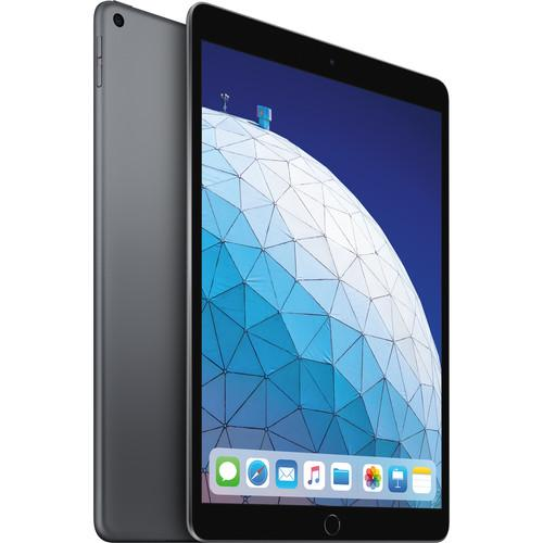 Apple MUUJ2LL/A iPad Air 10.5 Inch Wi-Fi Only - 64GB - Space Gray (Latest Model)
