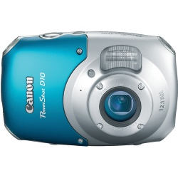 Canon PowerShot D10 12.1 MP Digital Camera