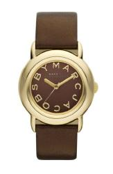 Marc by Marc Jacobs 'Marci' Leather Strap Ladies Watch MBM1185