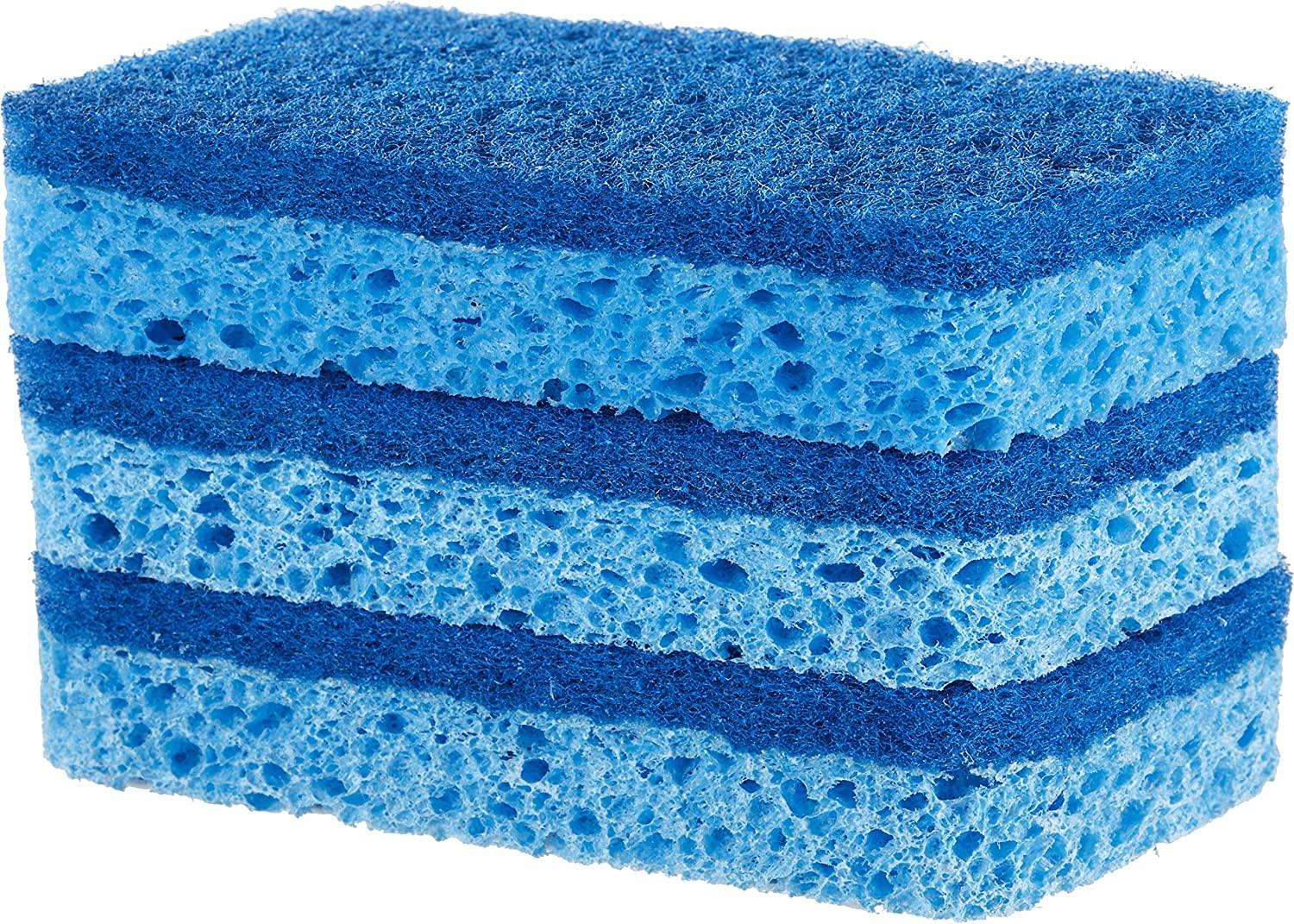 S.O.S All Surface Scrubber Sponge, 3 Count (91028)