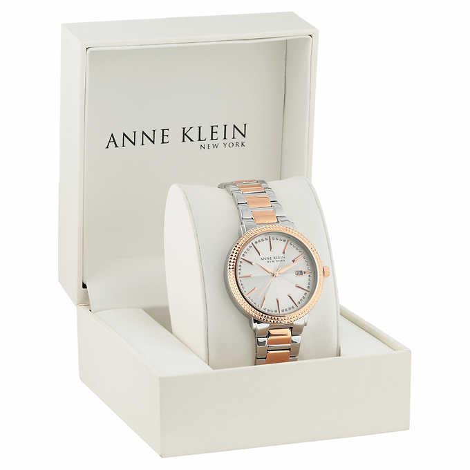 Anne Klein New York Two-tone Ladies Watch