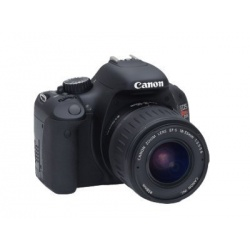 Canon EOS Rebel T2i Digital SLR Camera with Canon EF-S 18-55mm IS lens