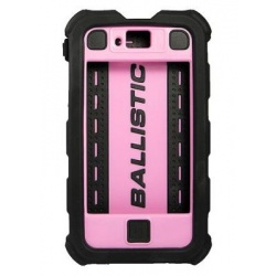 Ballistic Hard Core Case for iPhone 4 (Pink)