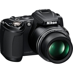 Nikon Coolpix L120 14.1 MP Digital Camera (Black)