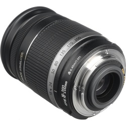 Canon EF-S Zoom Lens - 18 mm - 200 mm - F/3.5-5.6