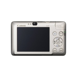 PowerShot SD780IS Digital Camera - 12.1 Megapixel 3x Optical Digital Camera (Silver)