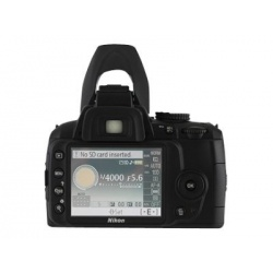 Nikon D3000 Digital SLR Camera (Body Only)