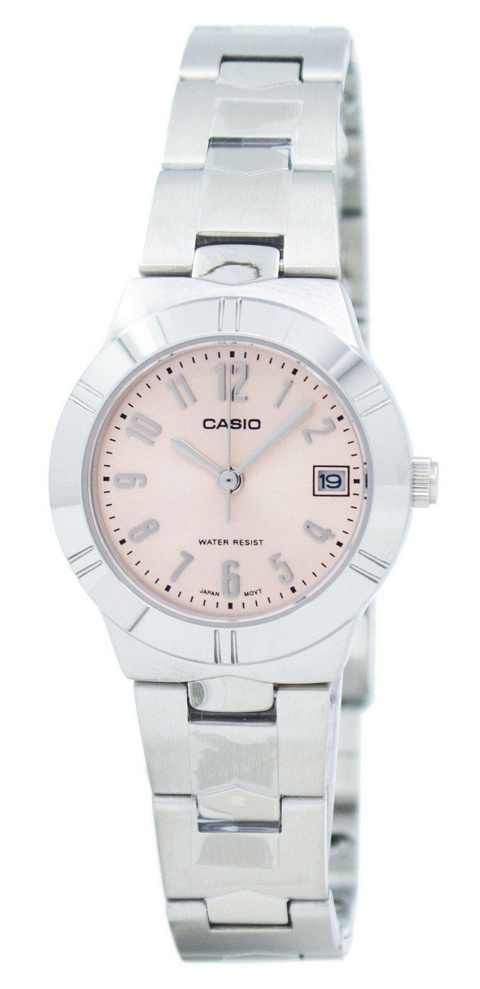 Casio Enticer Quartz LTP-1241D-4A3 LTP1241D-4A3 Women's Watch