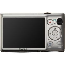 Canon PowerShot ELPH 300 HS 12.1 MP Digital Camera (Silver)