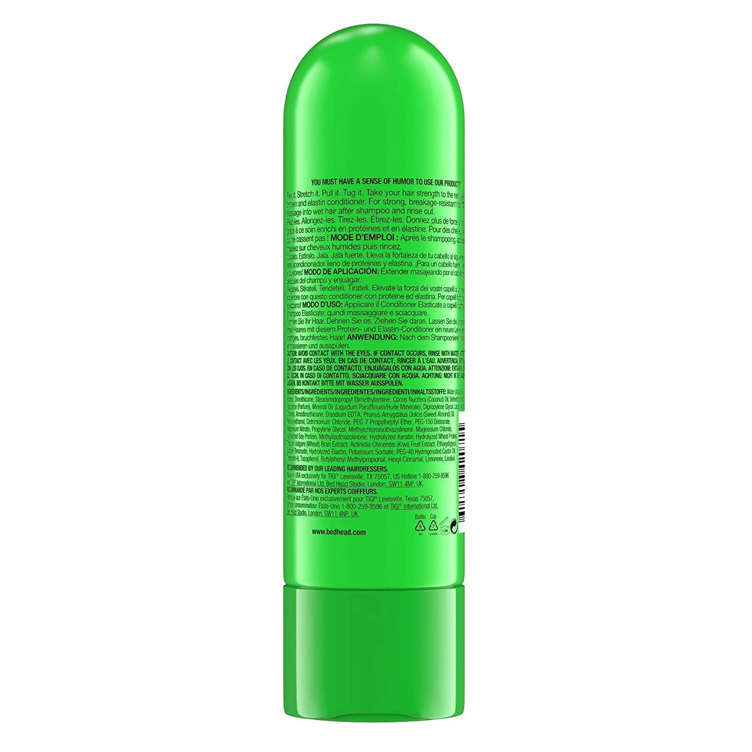Tigi Bed Head Elasticate Strengthening Conditioner, 6.76 Ounce