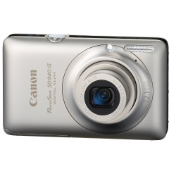 PowerShot SD940 IS Digital Camera - 12.1 Megapixel 4x Optical Digital Camera (Silver)