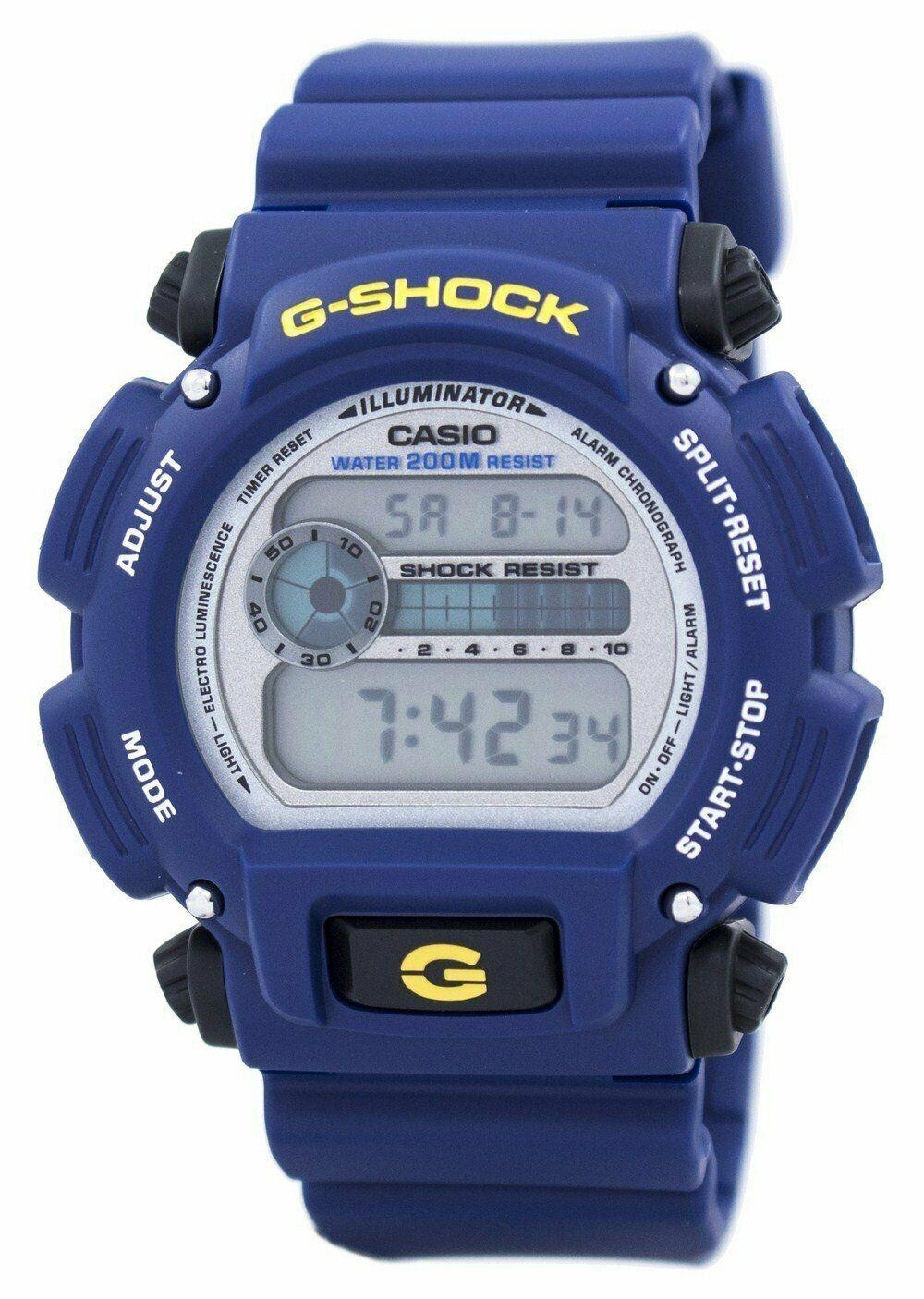Casio G-Shock Illuminator DW-9052-2VDR DW9052-2VDR 200M Digital Men's Watch