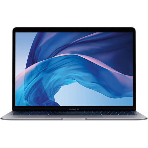 Apple MVFH2LL/A MacBook Air 13.3 Inch Laptop with Touch ID - Retina Display - Intel Core i5 - 8GB Memory - 128GB Solid State Drive - Space Gray (Latest Model)
