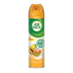 Air Wick Aerosol Papaya Mango 8 oz