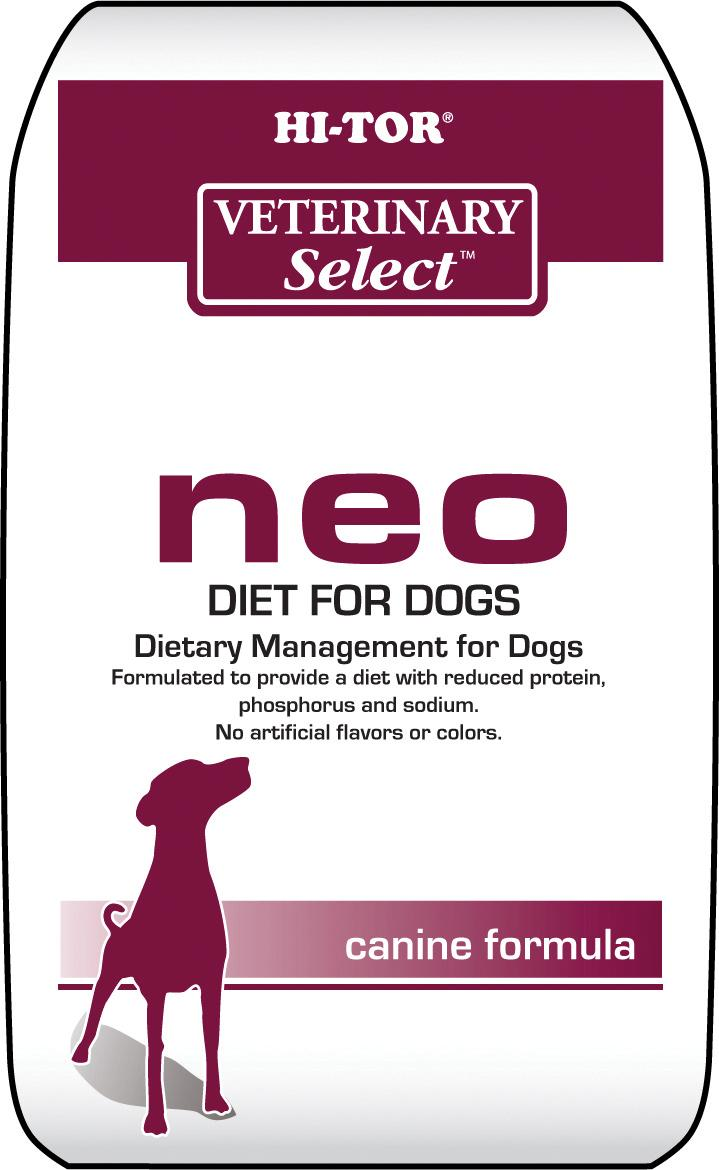 Hi-tor Neo Diet Dog Food