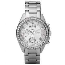 Fossil Decker Chronograph Stainless Steel ES2681