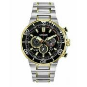 Citizen CA4258-87E Brycen Eco-Drive Two-Tone Stainless Steel Watch