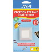 Vacation Pyramid Fish Feeder