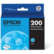 Epson T200220 DURABrite Ultra Cyan Standard Capacity Cartridge Ink