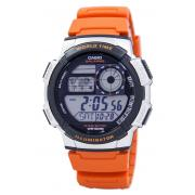 Casio Youth Series Illuminator World Time Alarm AE-1000W-4BV AE1000W-4BV Men's Watch