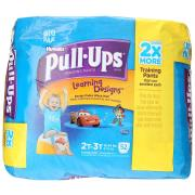 Huggies Pull-Ups Learning Designs Training Pants, 2T-3T, 52 Count