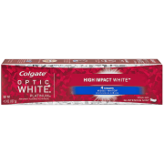 Colgate Optic White High Impact White Whitening Toothpaste, 4.5 oz