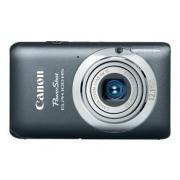 PowerShot 100 HS 12.1 Megapixel 4x Optical Digital ELPH Camera (Gray)