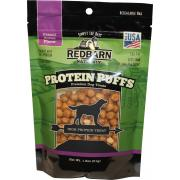 Redbarn Protein Puffs Dog Treat, 1.8 Ounce, Peanut Butter