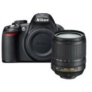 D3100 - 14 Megapixels Digital SLR Camera with 18-105mm VR Lens Kit