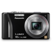 Panasonic Lumix DMC-ZS10 14.1 MP Digital Camera (Black)