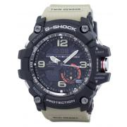 Casio G-Shock Mudmaster Analog Digital Twin Sensor GG-1000-1A5 GG1000-1A5 Men's Watch