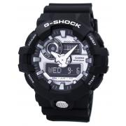 Casio G-Shock Analog Digital 200M GA-710-1A GA710-1A Men's Watch
