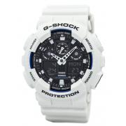 Casio G-Shock Analog Digital Shock Resistant GA-100B-7A GA100B-7A Men's Watch