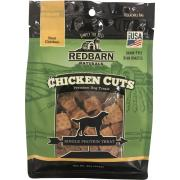 Redbarn Naturals Cuts Premium Dog Treat, 8 Oz, Chicken